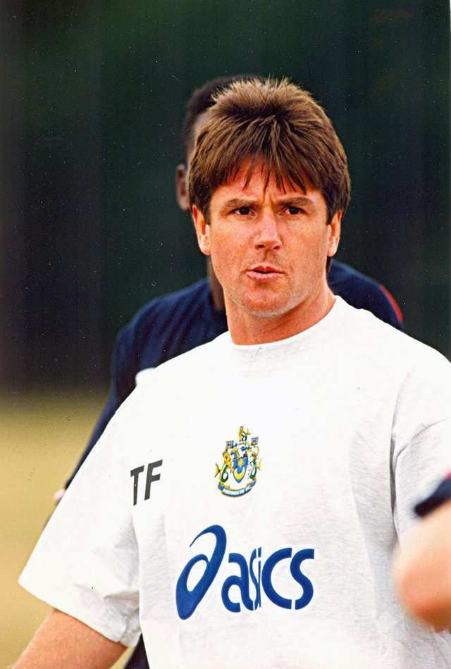 Former Pompey boss Terry Fenwick