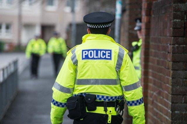 There will be a 'significant' police presence on the A33 this weekend.