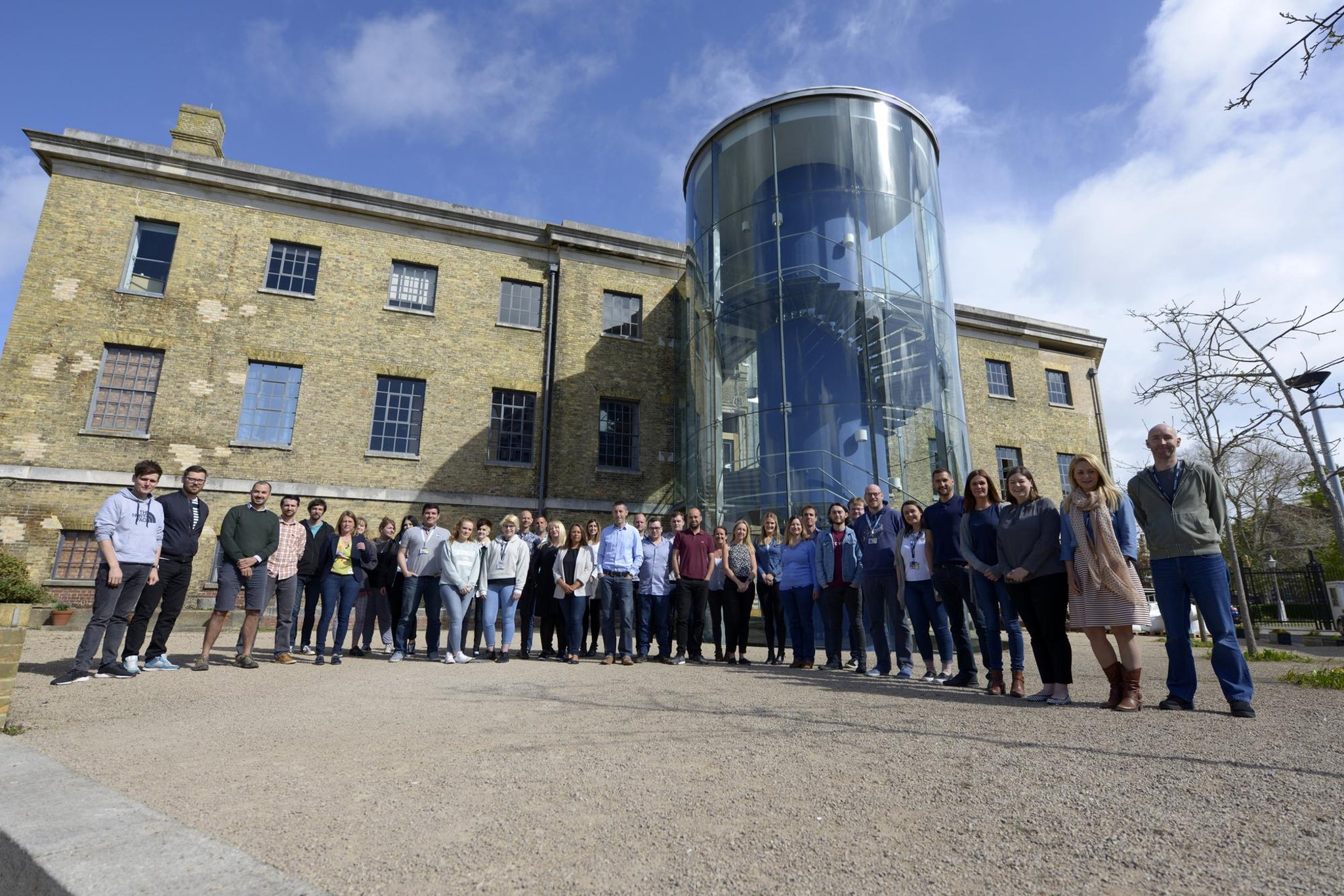 Photo of Portsmouth digital marketing agency Vertical Leap is one of the UK's fastest-growing – and …