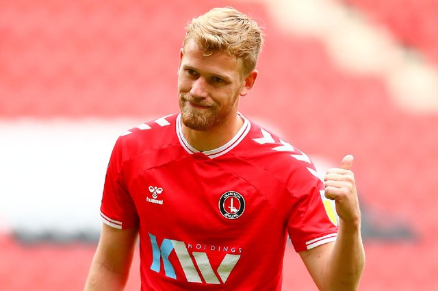 Jayden Stockley opted to return to Charlton rather than sign for Pompey. Picture: Jacques Feeney/Getty Images