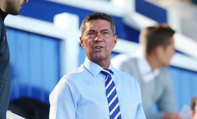 Pompey CEO Mark Catlin