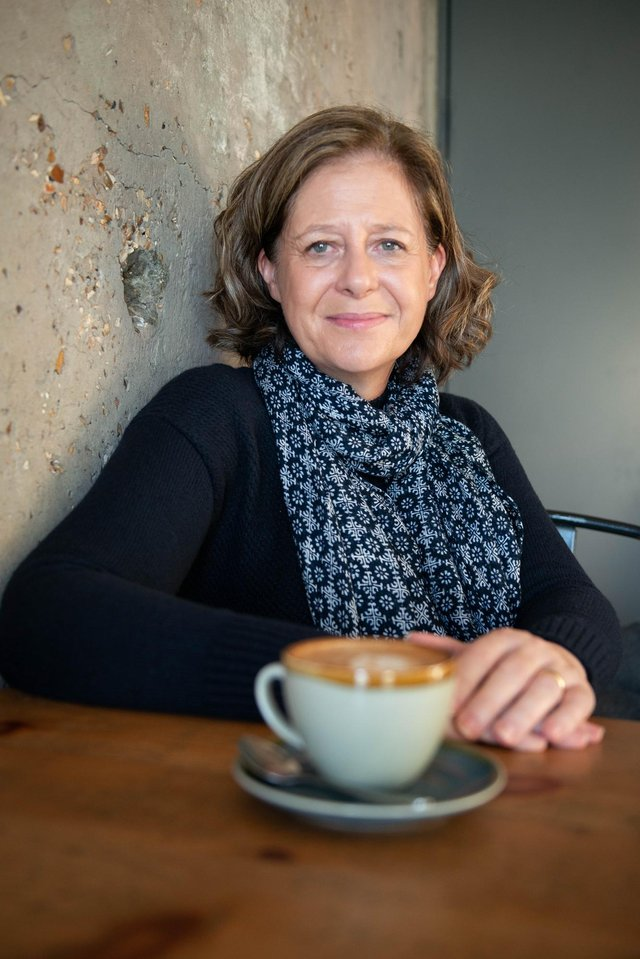 Susan Bonnar, from Lee-on-the-Solent, who runs The Great British Craft House.