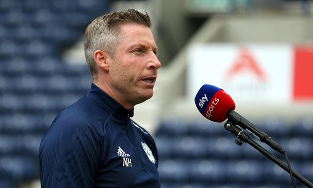 Neil Harris has ruled himself out of running for the Pompey manager job. Picture: Lewis Storey