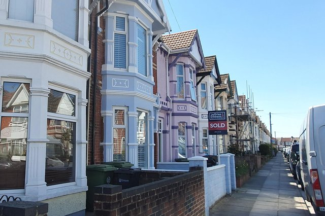49 Oriel Road in North End, Portsmouth, which could be converted into an HMO.  Picture: Habibur Rahman