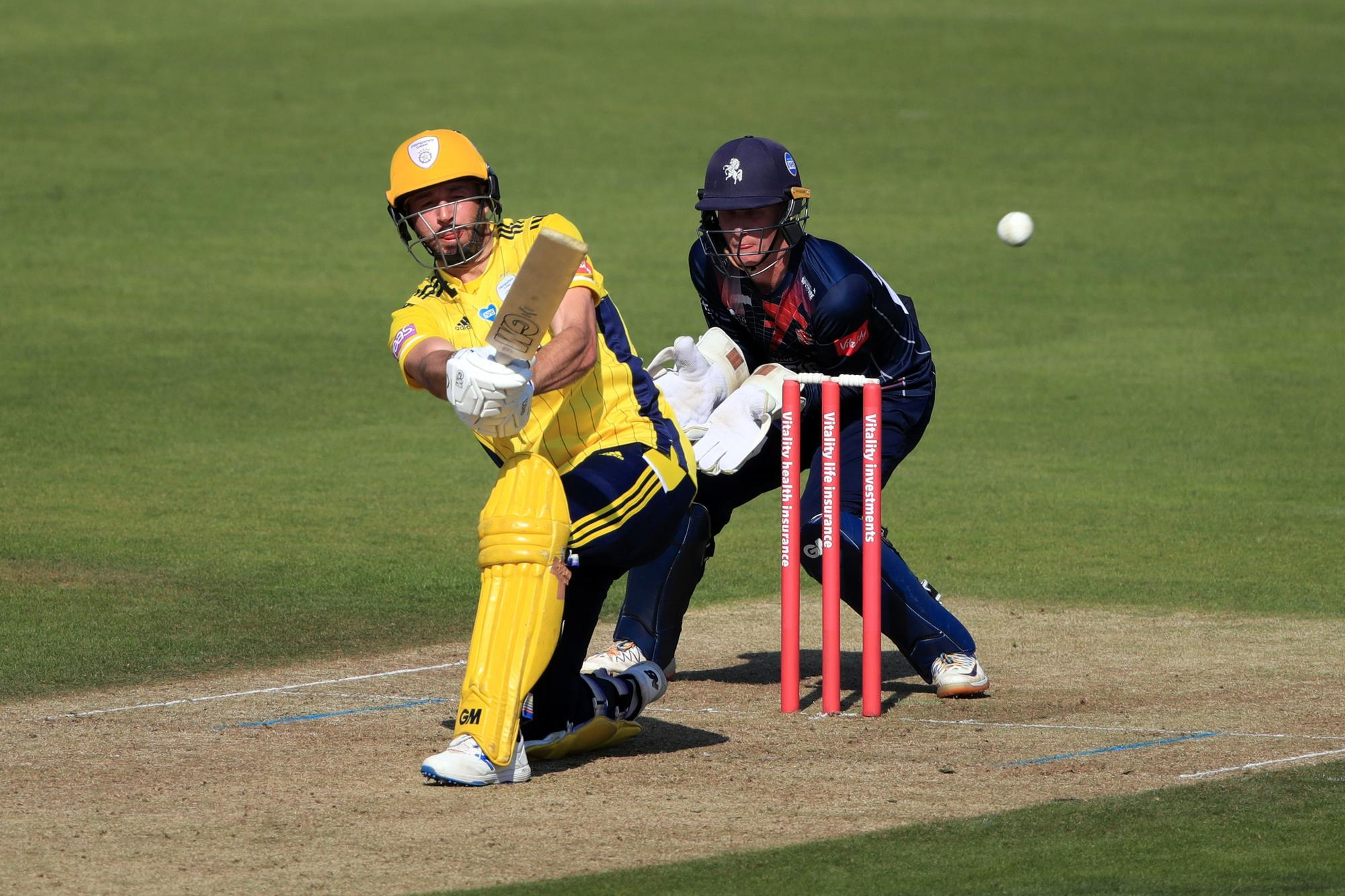 Home truths for Hampshire skipper James Vince after T20 Blast finale – 'we haven't been good enough the last couple of years'