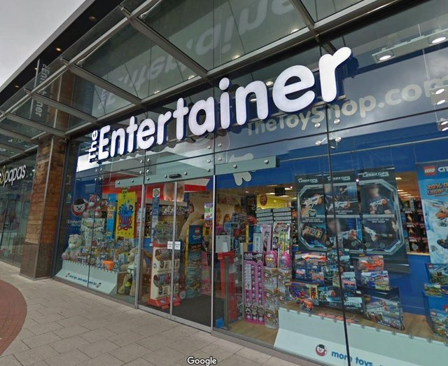 The Entertainer are celebrating their 40th anniversary this year.