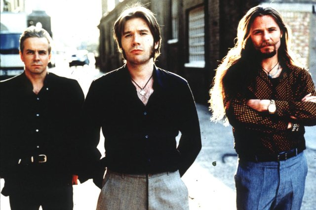 Del Amitri, in their '90s prime,  will not be on any of Blaise's daughter's playlists any time soon.