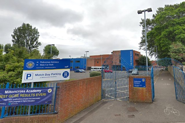Miltoncross Academy School Portsmouth