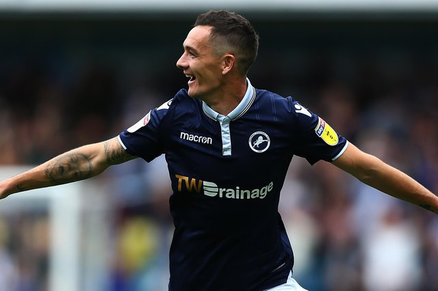 Shaun Williams has joined Pompey. Picture: Jordan Mansfield/Getty Images)