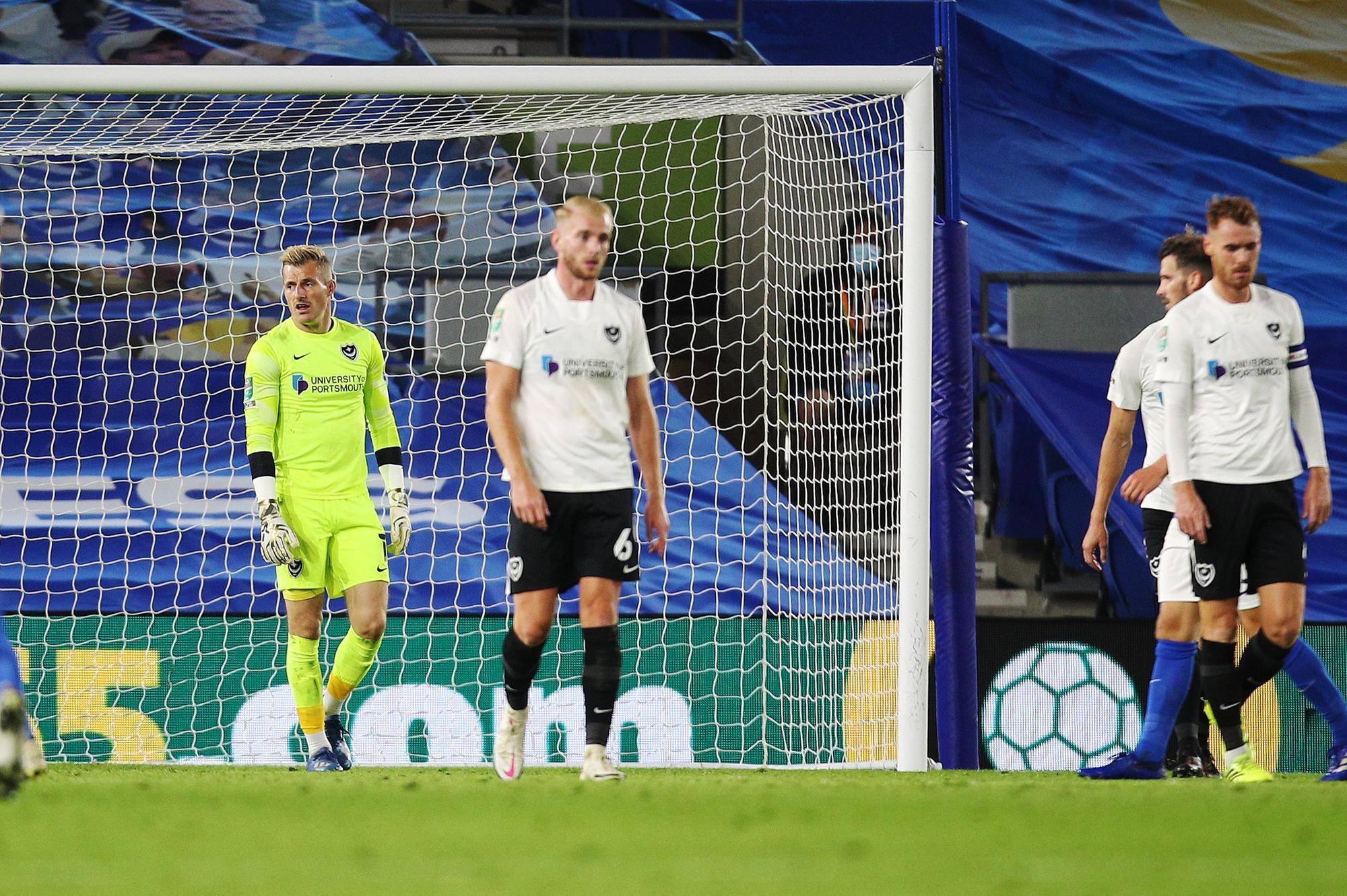 Pompey receive precious Carabao Cup windfall - despite crushing Brighton defeat