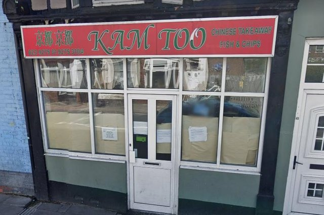 Kam Too on St Marys Road, Fratton, was highly recommended for its value-for-money meals.