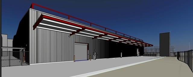 The Queen Elizabeth Class Forward Logistics Centre