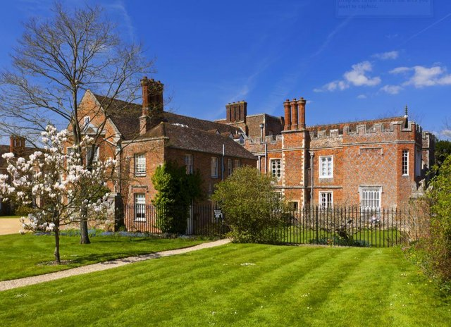 The Vyne near Basingstoke has a number of family trails which will take young adventures through its grounds. Picture: National Trust