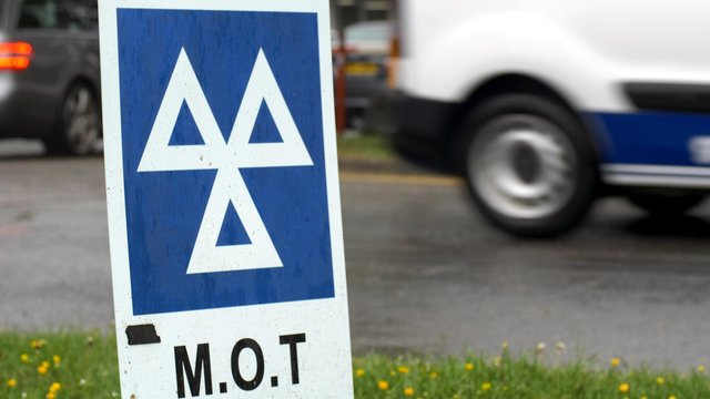DVSA tests found some MOT stations issuing undeserved MOT passes