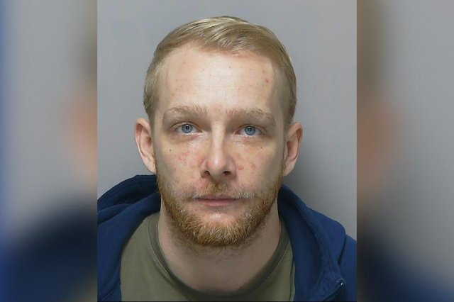 Stalker Billy Griffiths was jailed at Portsmouth Crown Court for 20 months