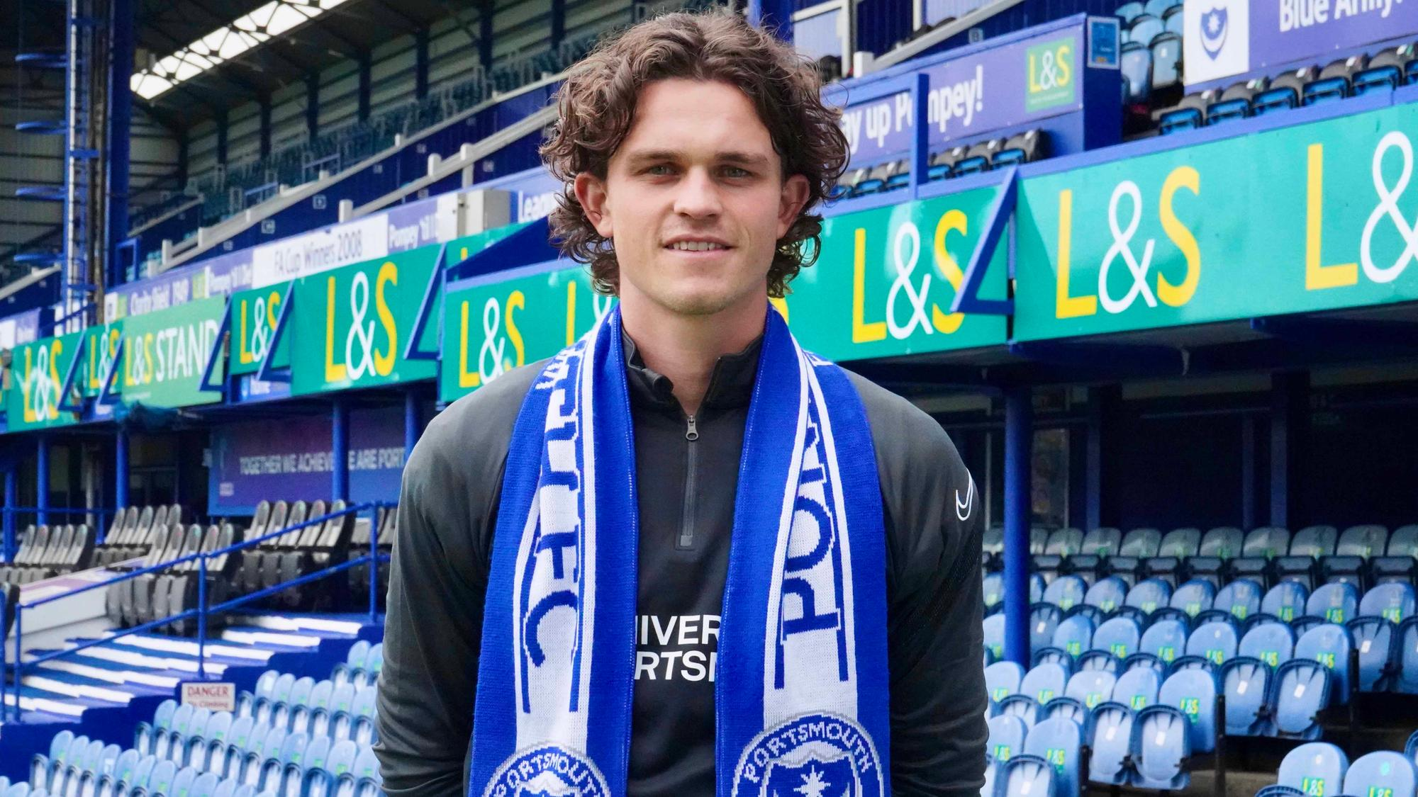 How modern technology can help Pompey continue to unearth European talents
