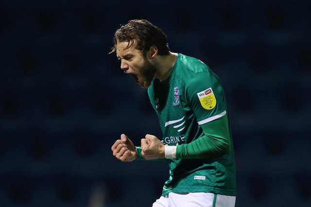 Jorge Grant has signed for Peterborough for an undisclosed fee.  Picture: James Chance/Getty Images