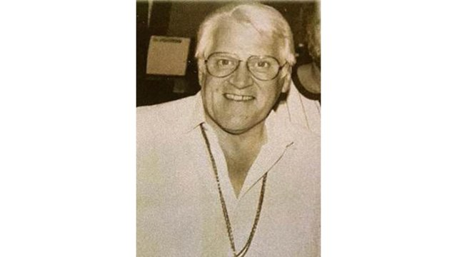 Peter Harris, from Gosport, died age 85 from Covid-19.