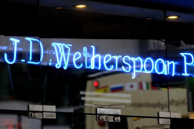 Wetherspoons is increasing the price of meals at all of its pubs. Picture: Tim Ireland/PA Wire