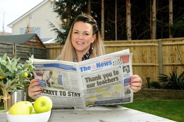 Annelies James-Ryan (36) from Stubbington, launched her new business 22 Midnight in January 2021.Picture: Sarah Standing (080321-4540)