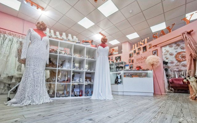 Nicola Willshire runs The Bridal Dressing Rooms in Cosham, picture by Paul Messer Photography