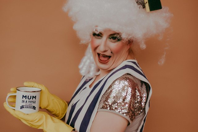 Wearing Mum's Make-up is at The New Theatre Royal on October 9-10, 2021. Picture by The Liberty Lounge