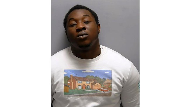 Mushafau Sanusi was jailed for eight years for drug dealing