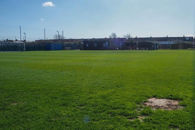 Pompey's training ground     Picture: Habibur Rahman