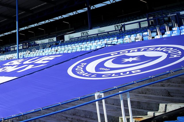 A general view of Fratton Park. Picture: Warren Little/Getty Images