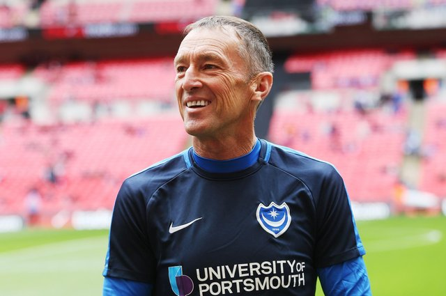 Former Pompey goalkeeping coach John Keeley has joined Paul Cook at Ipswich