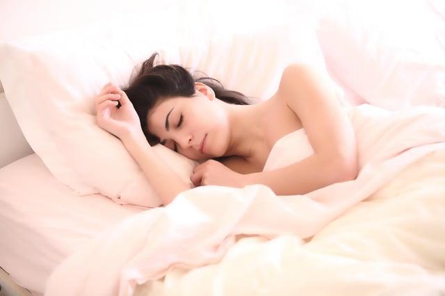 Do you struggle to sleep in warm weather?