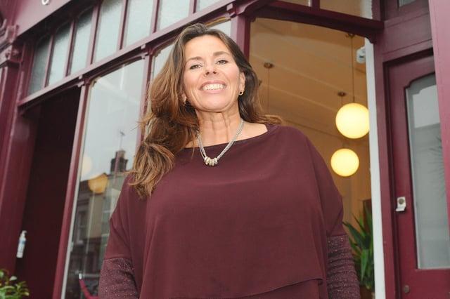Charlotte Cornelius, owner of Charlotte Cornelius Jewellery Design in Marmion Road, Southsea. Picture: Sarah Standing (291020-7180)