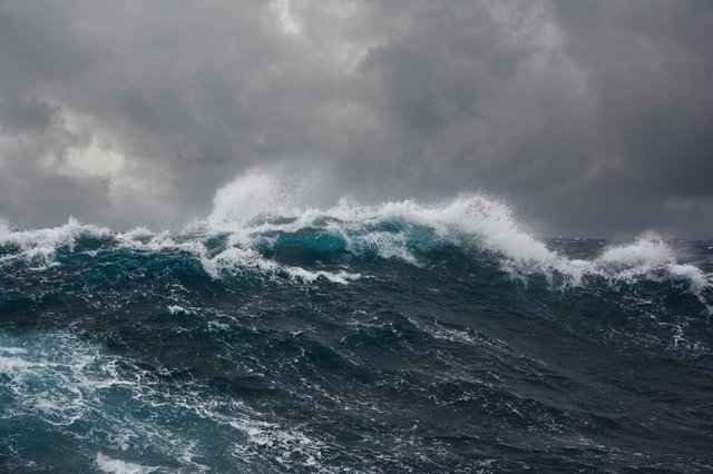 Storm Alex will hit the UK on Friday 2 October, bringing heavy rain and strongwinds to Portsmouth and the south of England with a Met Office weather warning in place (Photo: Shutterstock)