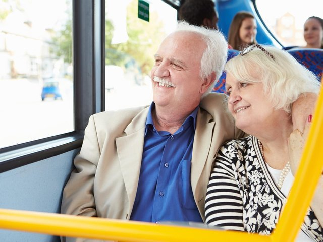 Bus passes for older people in Portsmouth will only be accepted from 9.30am on weekdays going forward