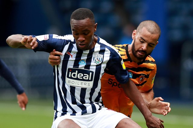 West Brom midfielder Rekeem Harper is poised to join Ipswich.  Picture: David Rogers/Getty Images
