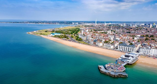 Southsea might not look the same in 30 years, climate experts have warned. Picture: Neil Campbell