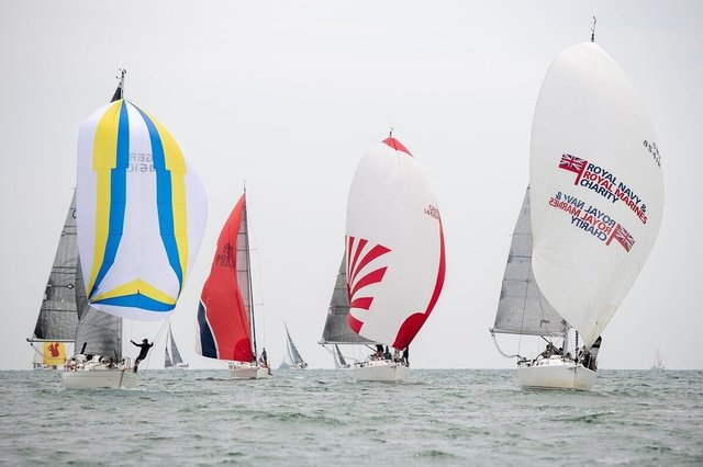 The Portsmouth Regatta returns to the eastern Solent this weekend
