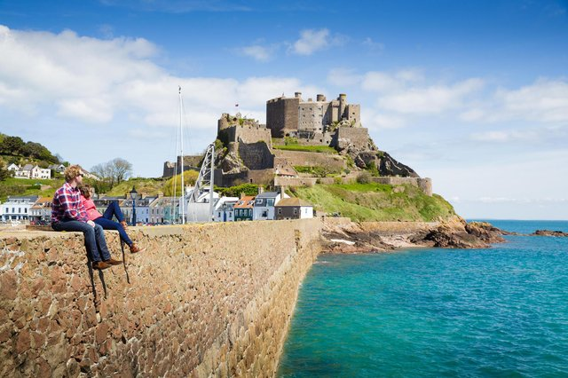 Mont Orgeuil in Jersey