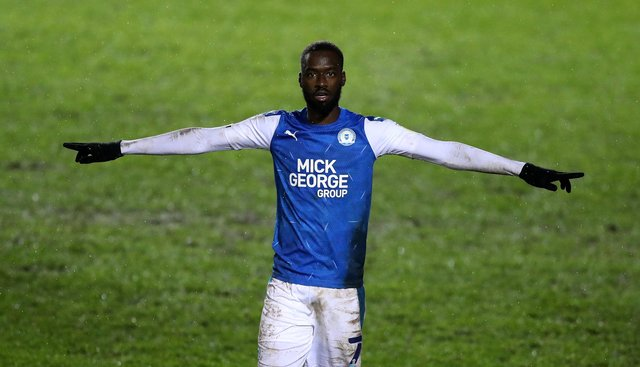 Mo Eisa has been transfer listed by Peterborough. Picture: David Rogers/Getty Images