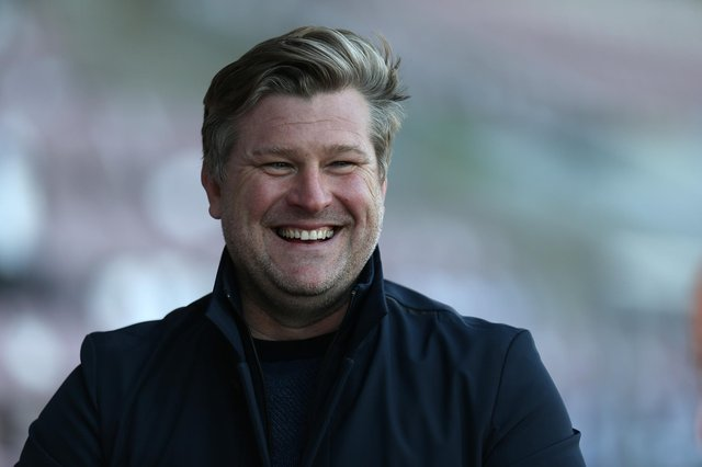 Oxford manager Karl Robinson. Picture: Pete Norton/Getty Images