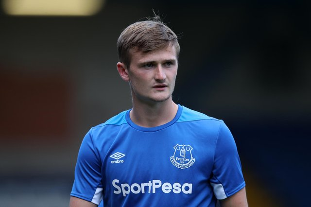 Everton defender Callum Connolly has been linked with Ipswich. Picture: Lynne Cameron/Getty Images