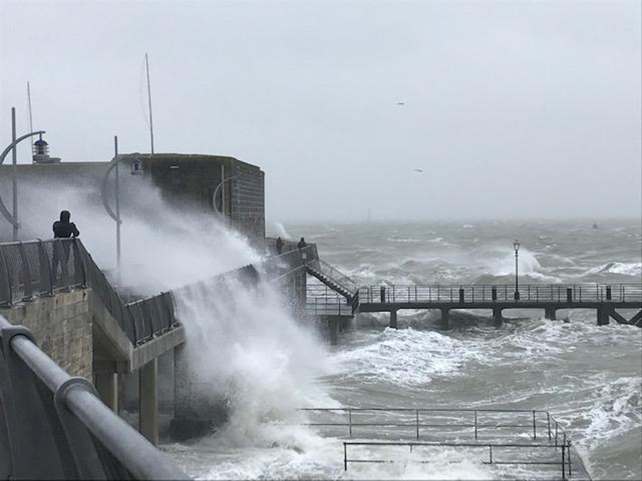 Storm Christoph: Hour-by-hour forecast for Portsmouth as Met Office...
