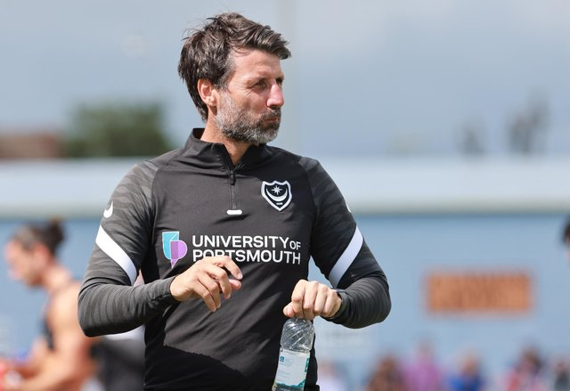 Danny Cowley has decided not to pursue his interest in Millwall's Abdul Abdulmalik. Picture: Paul Collins