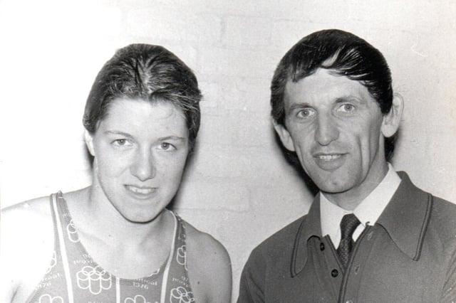 Tony and Lesley Webb