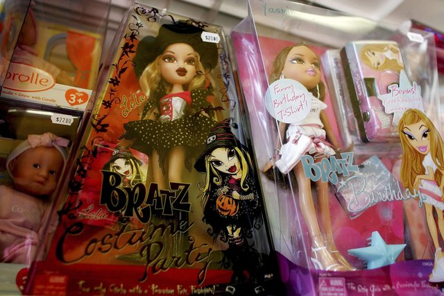 These dolls were mega popular in the 2000s - and even had a movie spin off. It seems that the toys and accessories are selling for hundreds online. On eBay the Bratz Hot Summer Days Cool Play Set is selling for £750.