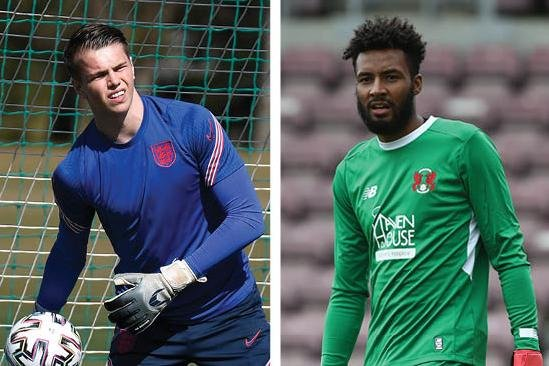 Josh Griffiths, left, and Lawrence Vigouroux