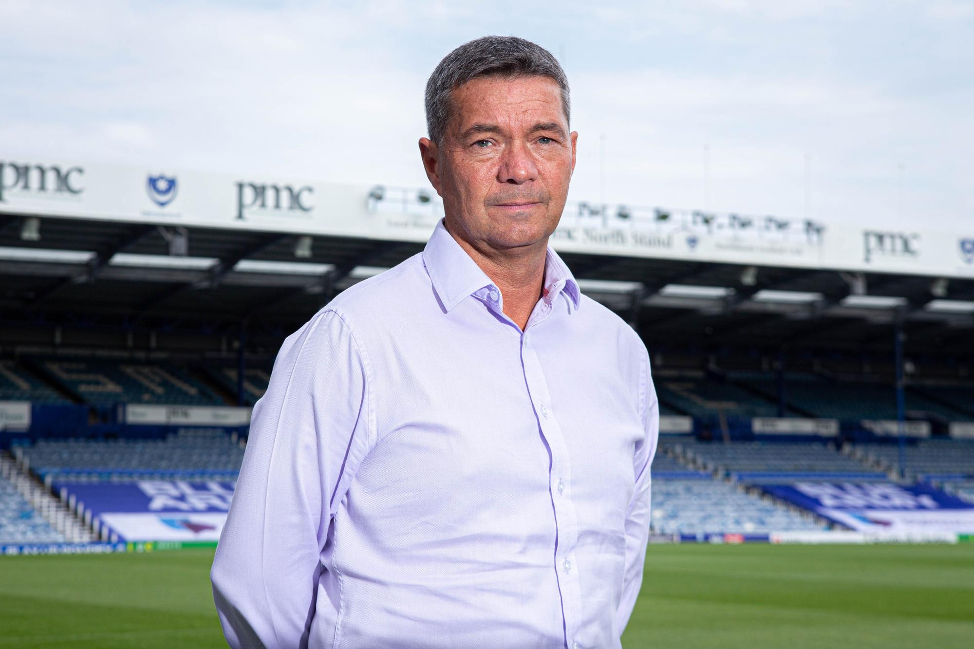 Catlin's concerns over how bailout could hamper Pompey and likes of Sunderland, Ipswich Town, Peterborough and Hull City