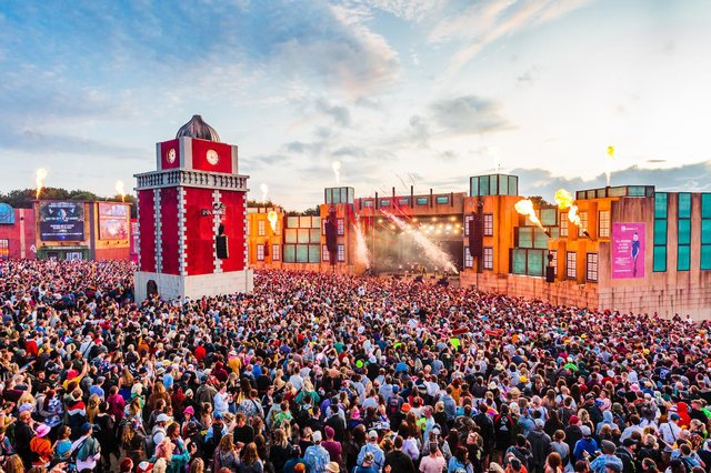 Boomtown 2021 has been called off, with tickets automatically rolled over to next year's event. Picture: Boomtown.