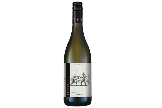 This is one of the wines Alistair recommends.