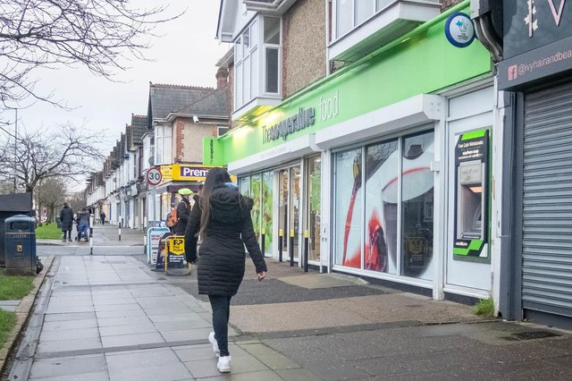 File photo of a Co-op store in Portsmouth. Picture: Habibur Rahman